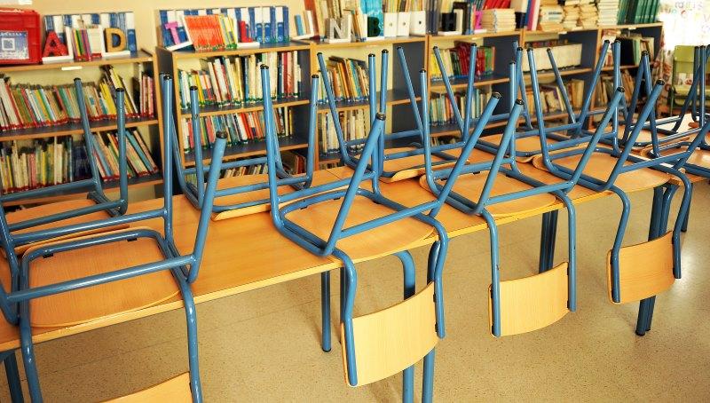 Seranco y la remodelación de colegios en España