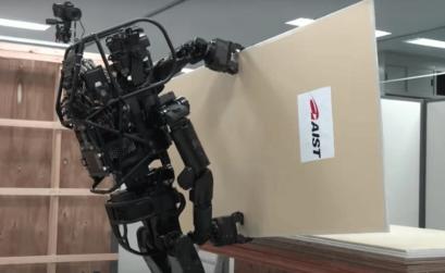 Robots en la construccion