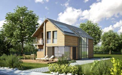 Las casas biológicas y sostenibles en marcha