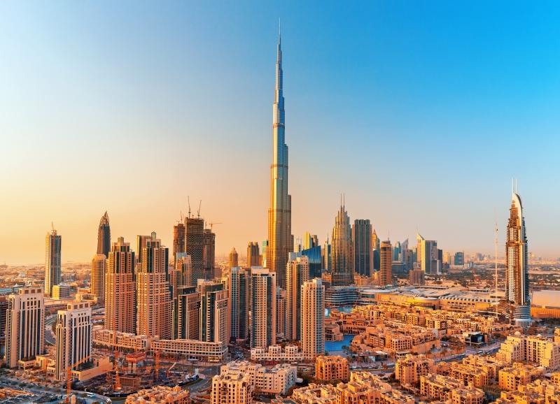 Cuáles son los edificios más altos del mundo