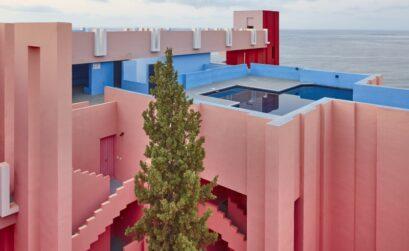 La muralla roja de Alicante