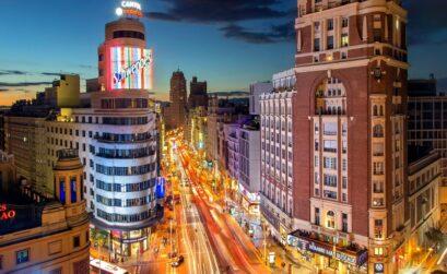 En varias partes de España hay construcciones vanguardistas muy curiosas