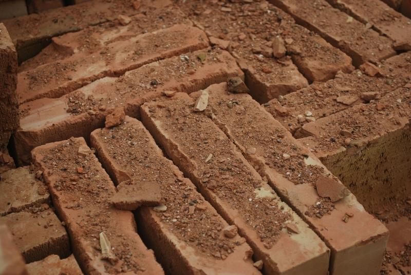 Construcción con arcilla cocida