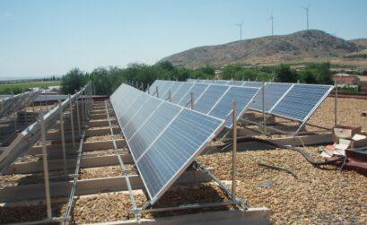 Energía solar en la construcción de edificios