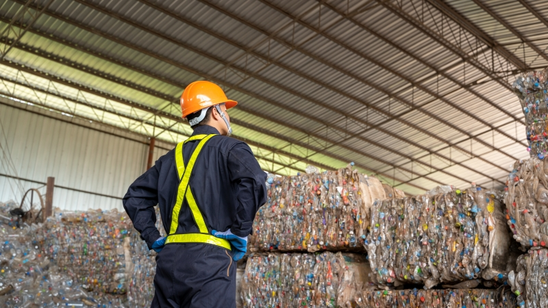 Seranco y el reciclaje en la construcción
