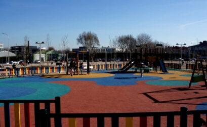 Seranco y el parque multiusos de Villa Rosa