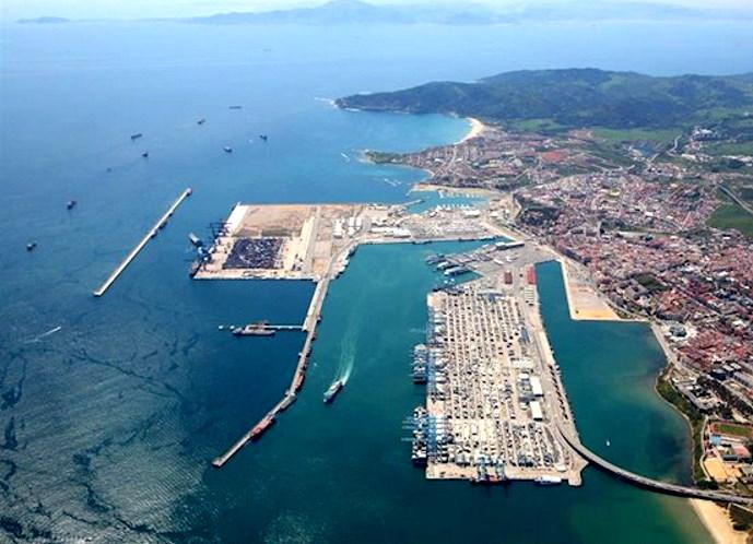 Seranco y el derribo parcial de la lonja de Algeciras